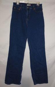 Levis Indigo 512 Straight Leg Stretch Jeans 12M